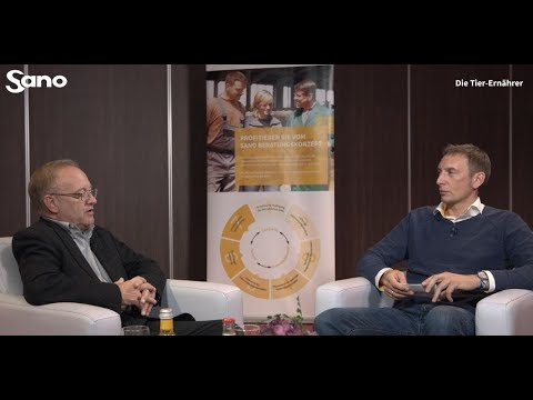 YouTube Vorschaubild für Sano Labor: Interview Ralph Ward (Präsident CVAS)